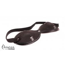 Avalon - ESCAPE - Blindfold med Nagler Svart