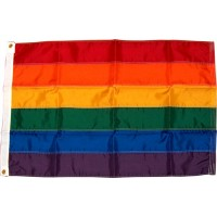 Prideflagg 40x60 cm