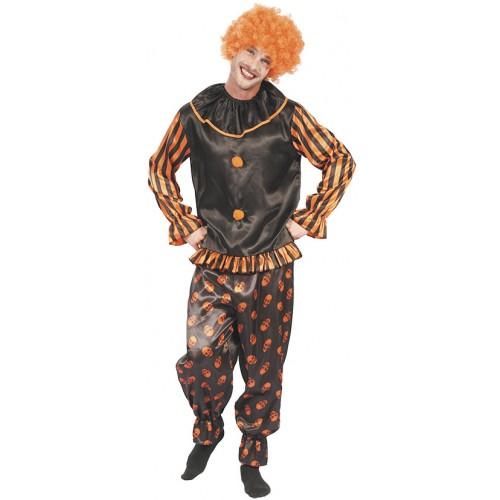 Mad Clown kostyme mann