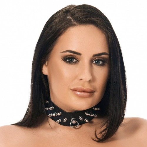 Rimba - Collar med spisse nagler