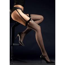 FiORE - Burlesque - Nettingstrømper