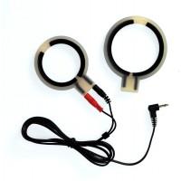 Rimba - Elektro Silicon penisring Set